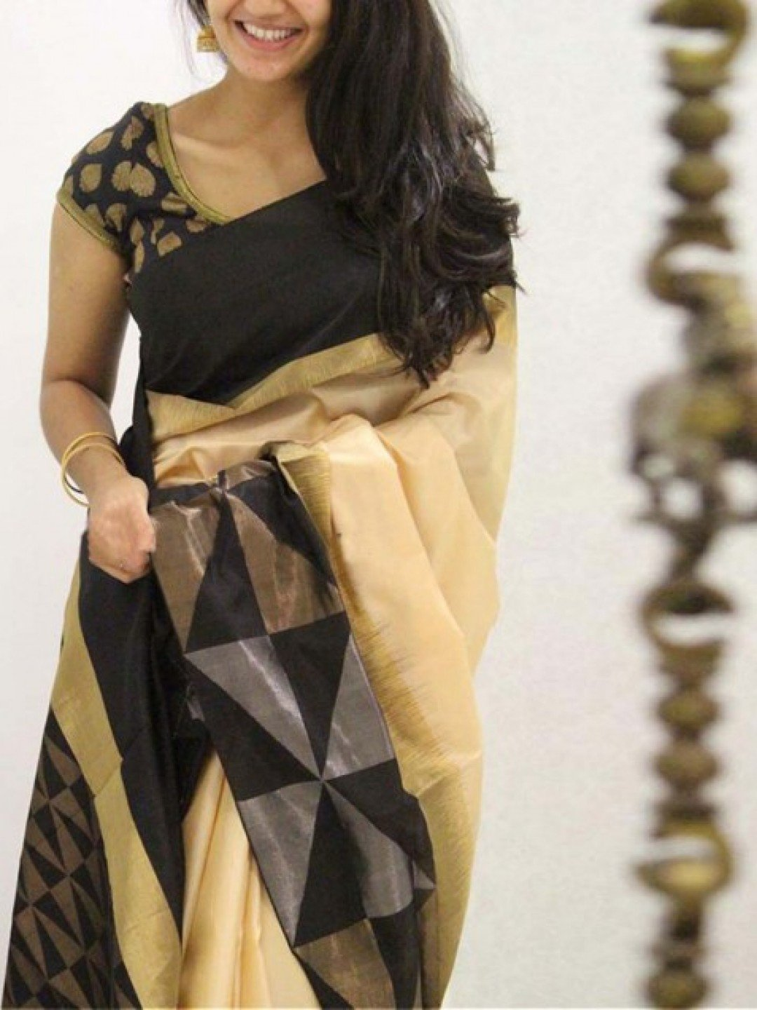 Multi Colour Soft Silk Designer Saree UK30272