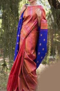 Awosom Colour Soft Silk Designer Saree UK30081