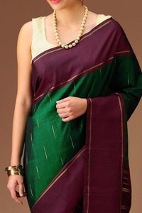 Awosome  Colour Soft Silk Designer Saree UK30091
