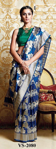 Awesome Colour Soft Silk Designer Saree UK30154