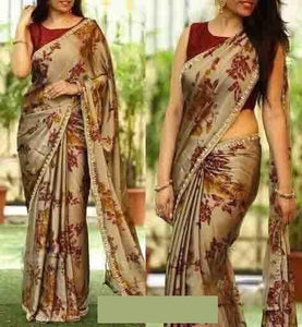 Awesome Colour Soft Silk Designer Saree UK30205