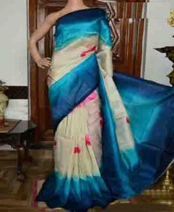 Awesome Colour Soft Silk Designer Saree UK30194