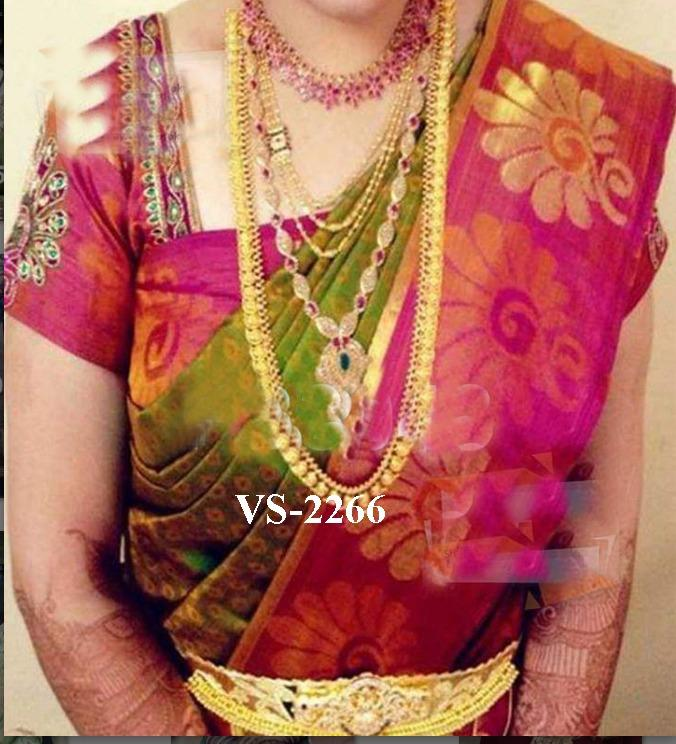 Multi Colour Soft Silk Designer Saree UK30418