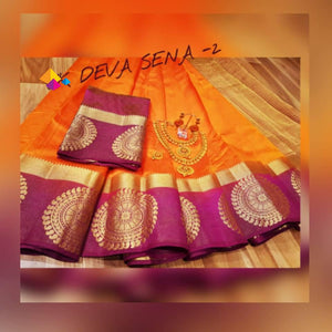Original Kanjivarm Saree 513