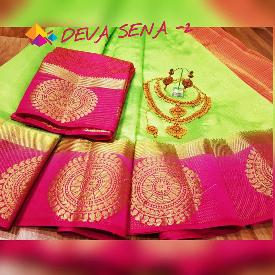 Original Kanjivarm Saree 514