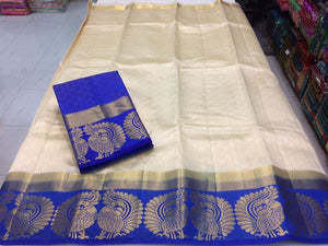 Original Kanjivarm Saree 517