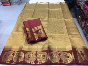 Original Kanjivarm Saree 518
