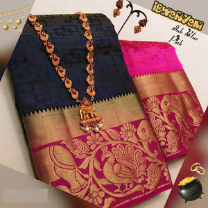 Original Kanjivarm Saree 537