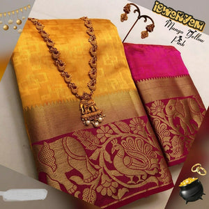 Original Kanjivarm Saree 539