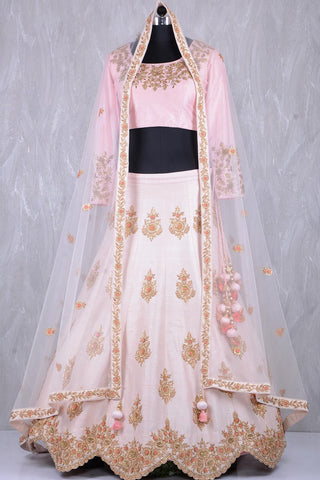 GOOD LOOKING WEDDING WEAR LEHENGA CHOLI - AE-1014