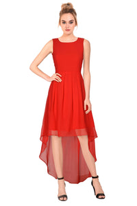 Awsome Exclusive Designer Burger Red Dress