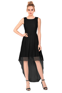 Copy of Awsome Exclusive Designer Burger Black Dress