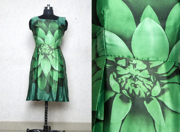 Fancy Exclusive Bollywood Liza Green Dress