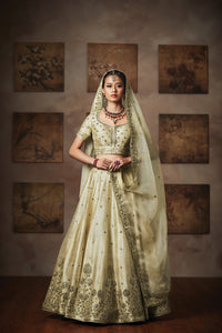 NEW LOOK WEDDING WEAR LEHENGA CHOLI - JN-016