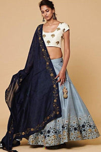 New Designer Wedding Wear Lehenga Choli - JN-010