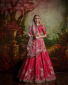 NEW LOOK WEDDING WEAR LEHENGA CHOLI - NV-003