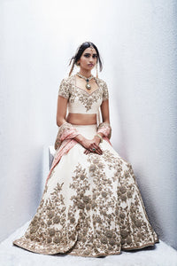 NEW LOOK WEDDING WEAR LEHENGA CHOLI - NV-005