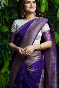 Beautiful Soft Silk Designer Saree UK5088