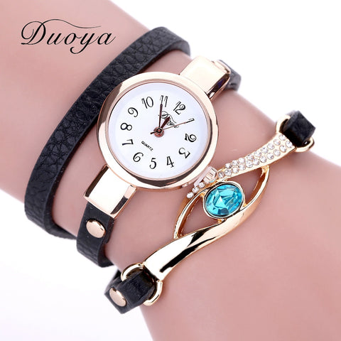 ALEXANDRIA Women Luxury Blue Sky Eye Women Bracelet Watches