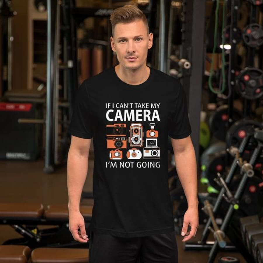 Camera FilmmKing New Unisex T-Shirt