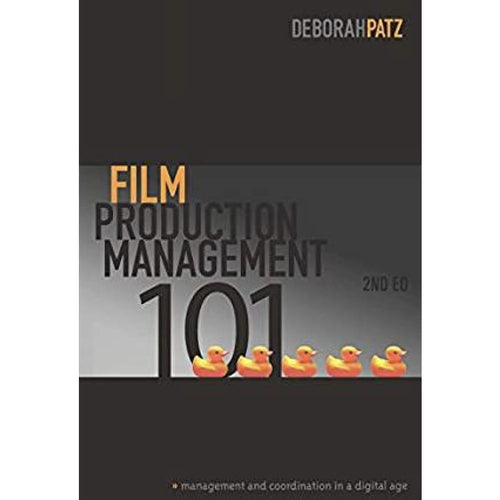 Film Production Book - 101 Management