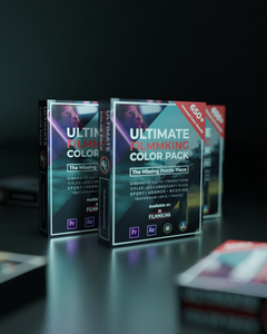 ULTIMATE FILMMKING COLOR PACK