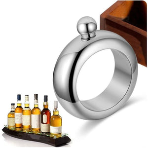 Flask Wine Bracelet - BUY 3 GET 1 FOR FREE - bracelets