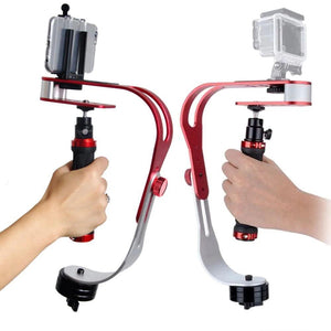 FilmmKing Pro Handheld Stabilizer (for DSLR, GoPro, Smartphone, Action Camera)