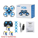 Mini Drone - BUY 3 GET 1 FOR FREE (Fast Delivery Available) - Blue - drone