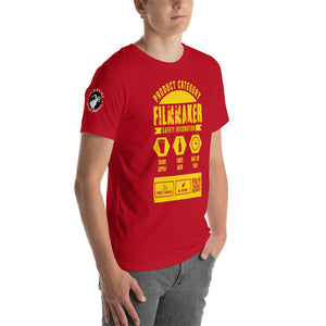 Product Category Unisex T-Shirt
