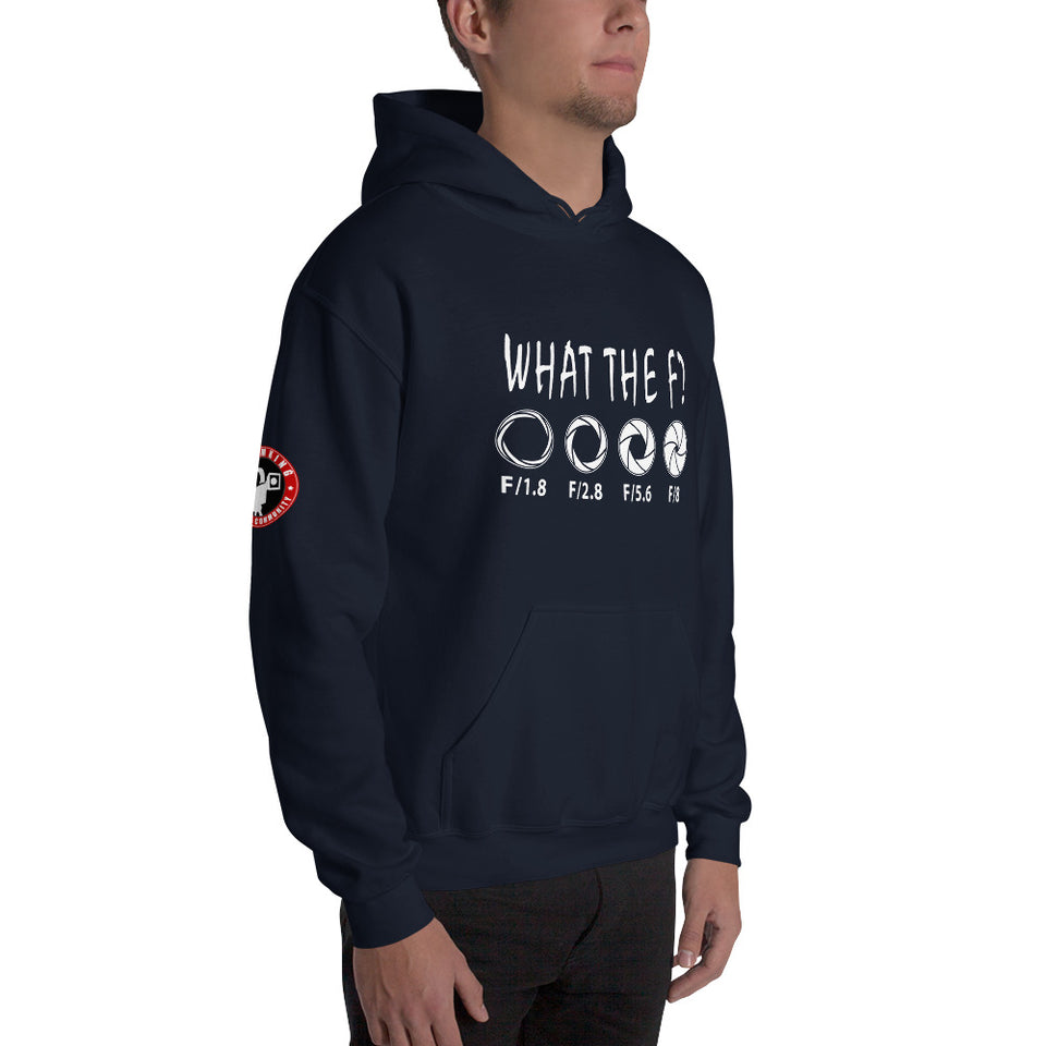 What The F? Unisex Hoodie