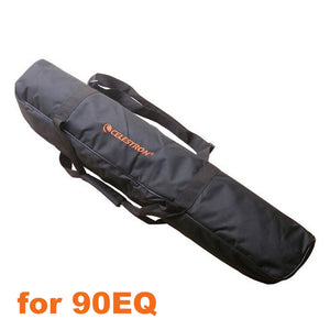 Telescope Carrying Protector Soft Case Shoulder Bag Backpack for Celestron Telescope AstroMaster 90EQ 90AZ BOSMA 90/1000