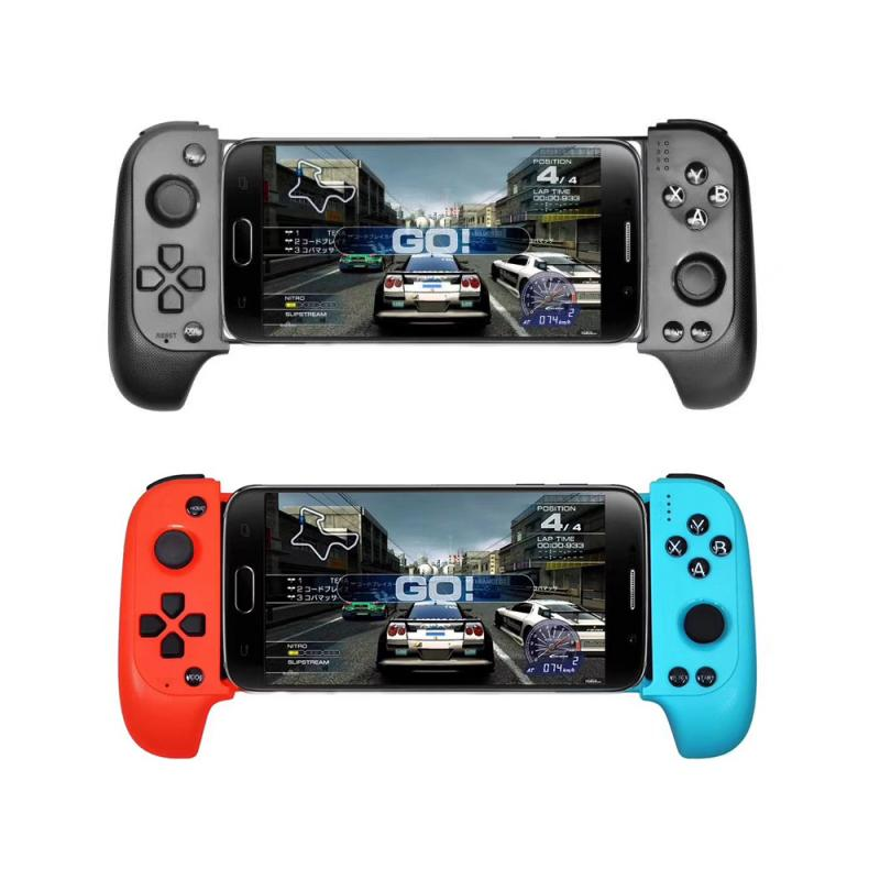 Smart Phone Game Bluetooth Mobile Controller Trigger Game Fire Button Phone Joystick Gamepad for Android IOS iPhone
