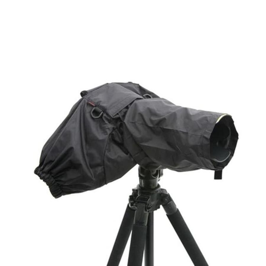 Professional Camera Rain Protector - Black - camera