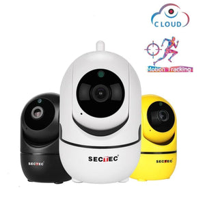 Ultra Smart Security Camera - camera