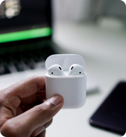 AIR PODS for iPhone - BUY 2 COLORFUL GET 1 EXTRA FREE