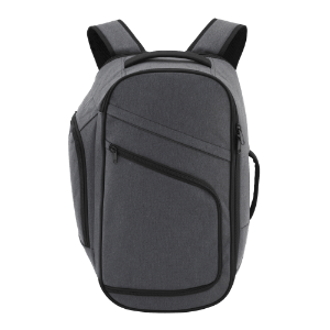 Pro Series Large Comfort Laptop Backpack, Gray