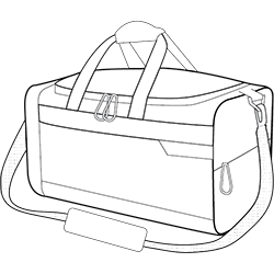 outline image of Duffel Bag