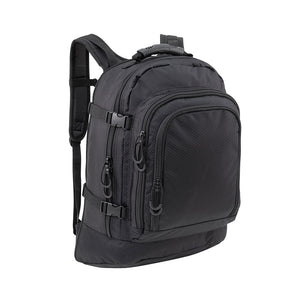 Left angle of Customizable Sports Backpack