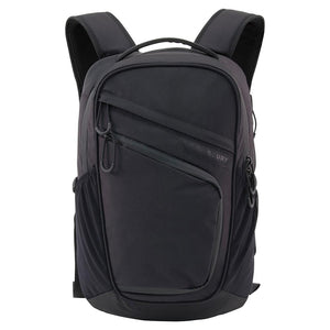 Front of the Pro Series Everyday Backpack, Black