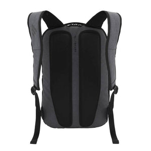 Padded back of Pro Series Everyday Backpack, Gray
