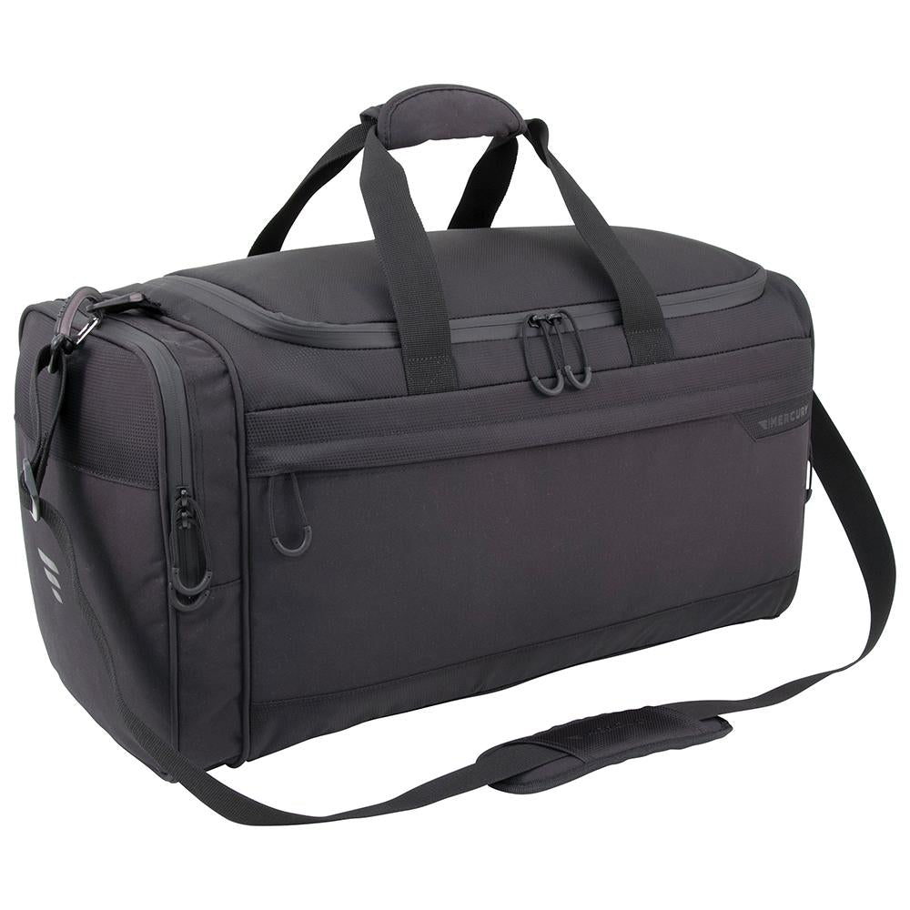 Left angle of Pro Series Weekender Duffel, Black