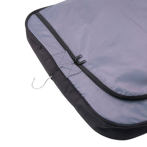 Tri-Fold Garment Bag, Black