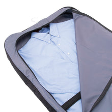 Load image into Gallery viewer, Pro Series Tri-Fold Garment Bag, Black - mercury luggage