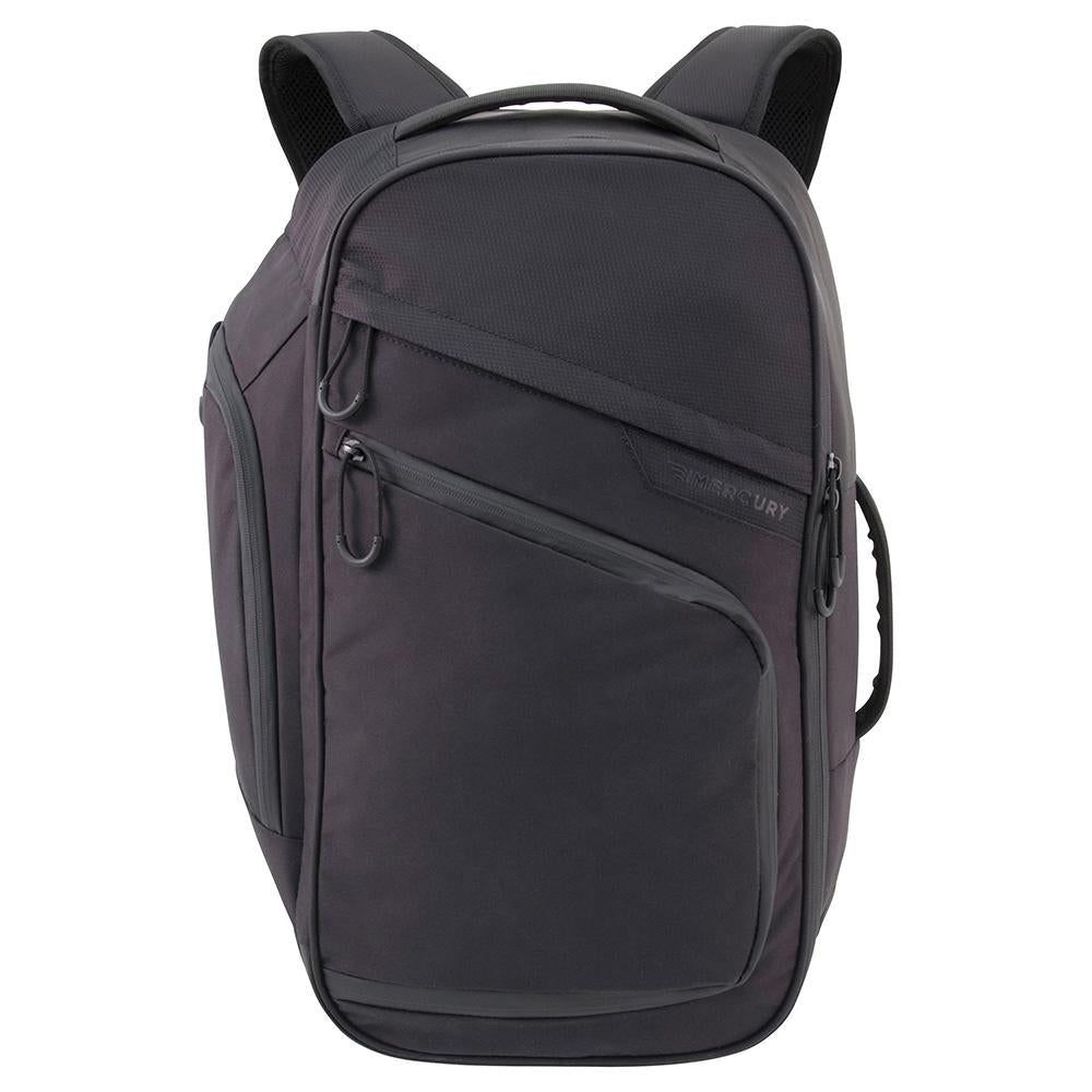 Front of Pro Series Large Comfort Laptop Backpack, Black
