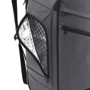 ProSeries Large Comfort Backpack Gray