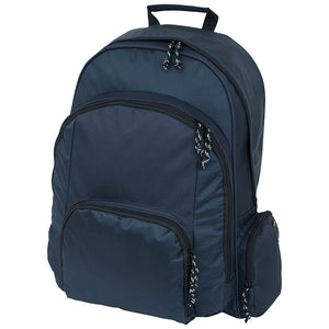Full view of Coronado Backpack, Midnight Blue