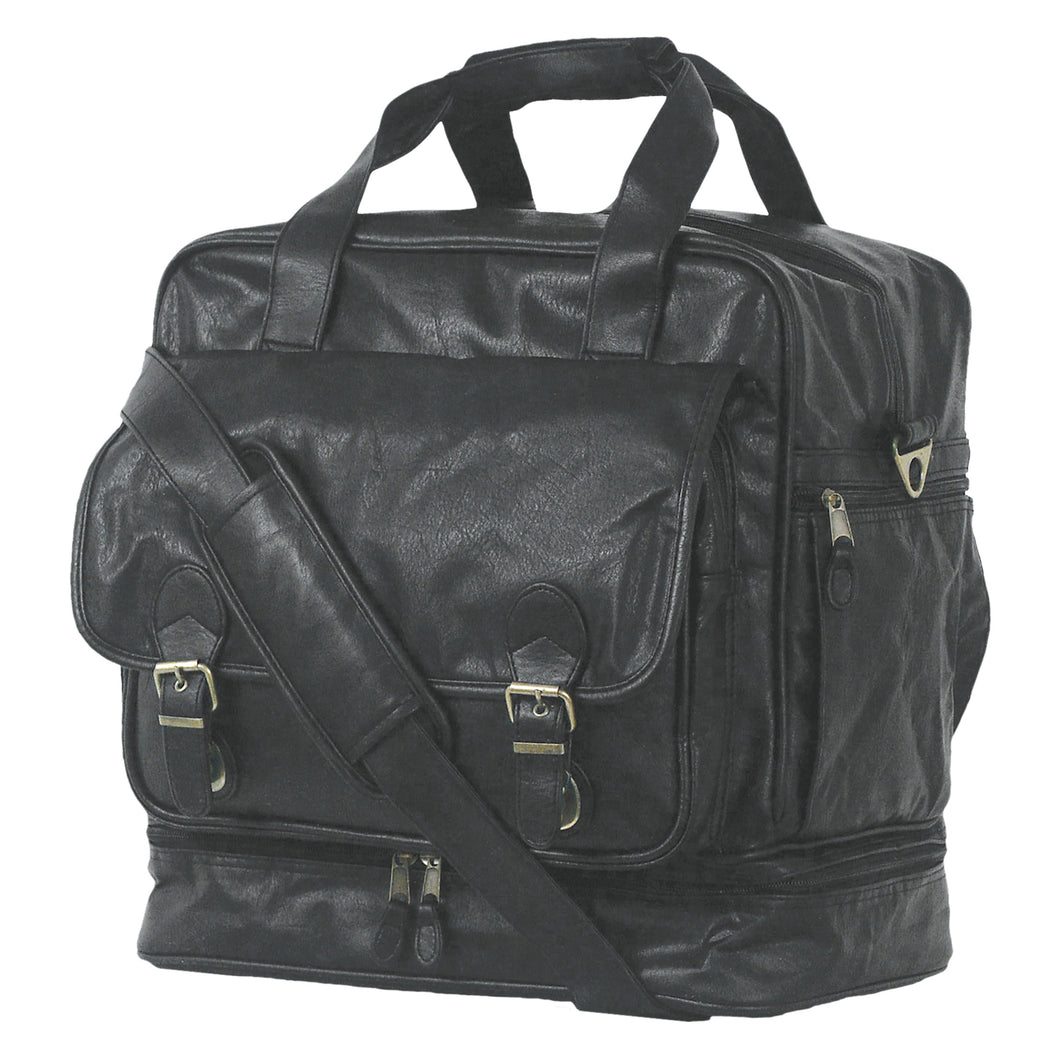 Carry-All Locker Bag, Black