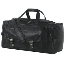 Load image into Gallery viewer, Large Club Bag, Black