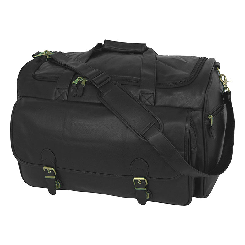 Sports Duffel Bag, Black